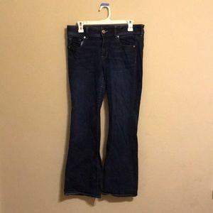 Bootcut dark American Eagle Jeans